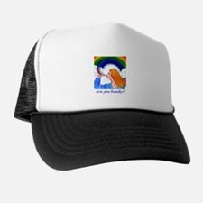 Cute Gabriel Trucker Hat