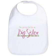I'm gonna be a big sister Bib