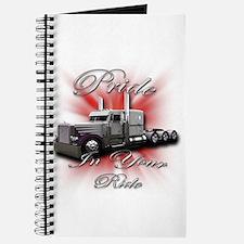 Pride In Ride 4 Journal