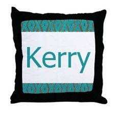 Kerry - Throw Pillow