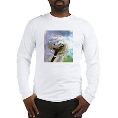 Flower Girl. Long Sleeve T-Shirt