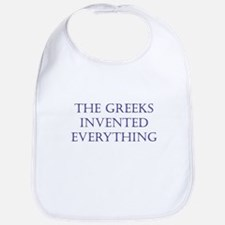 Greeks Invented Everything Bib