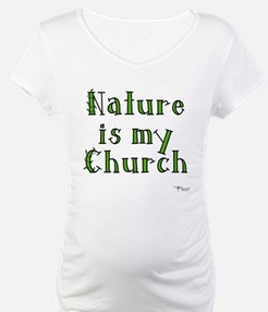 Nature is my Church Shirt