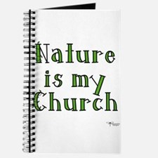 Nature is my Church Journal