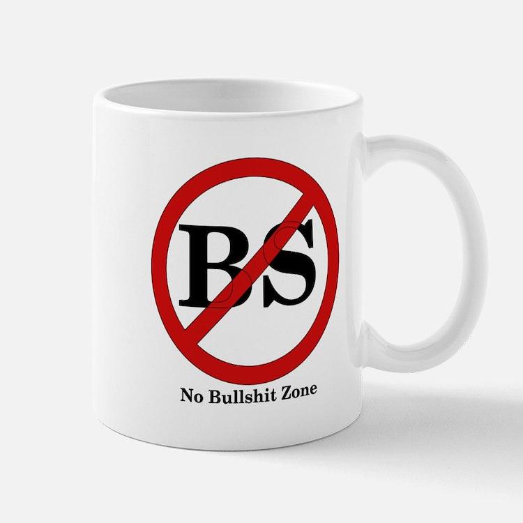 No BS Zone Mug