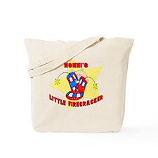 Nonni's Firecracker July 4th Tote Bag