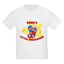 Nonni's Firecracker July 4th T-Shirt