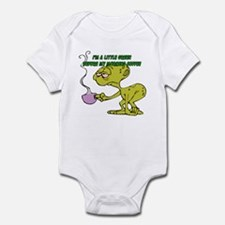 Morning Coffee Alien Infant Bodysuit