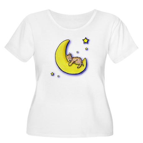 Lunar Love Cairn Women's Plus Size Scoop Neck T-Sh