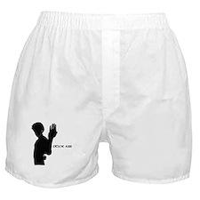 ikick ass Boxer Shorts