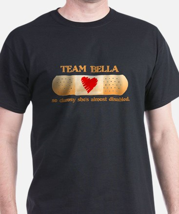 Team Bella (Clumsy) T-Shirt