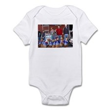 Golden Retrievers for Obama Infant Bodysuit