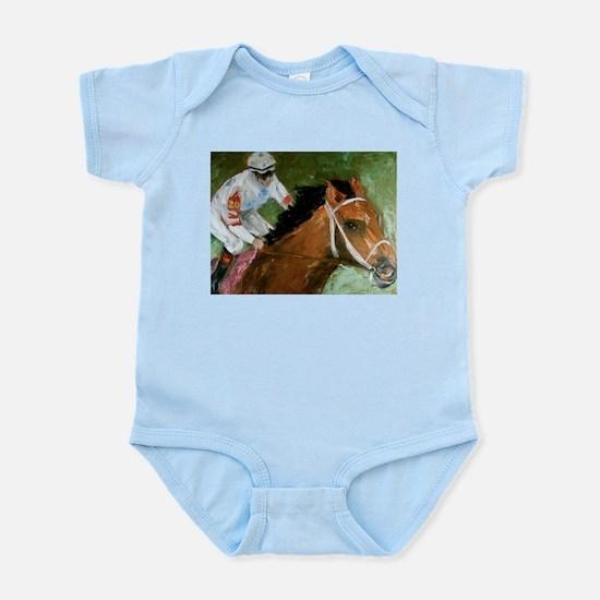 Big Brown Infant Bodysuit