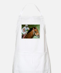 Big Brown BBQ Apron