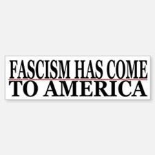 Fascism Has Come To America