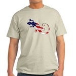 Gecko Patriotic Light T-Shirt