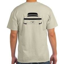 993 Porsche 2 sided T-Shirt