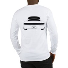 993 Porsche 2 sided Long Sleeve T-Shirt