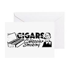 Cigars Greeting Card