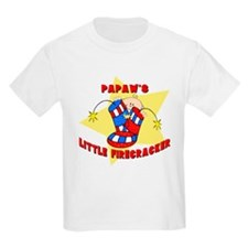 Papaw's Firecracker July 4th T-Shirt