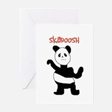 skadoosh Greeting Cards (Pk of 10)