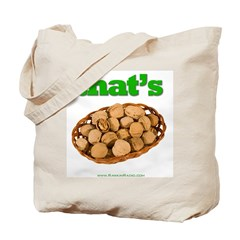 That's Nuts Tote Bag