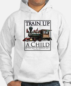 Train Up a Child Hoodie