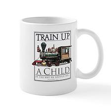 Train Up a Child Mug