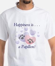 Happiness is . . . a Papillon Shirt