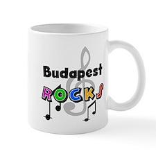 Budapest Rocks Mug