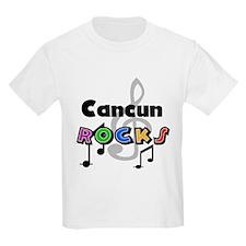 Cancun Rocks T-Shirt