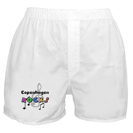 Copenhagen Rocks Boxer Shorts