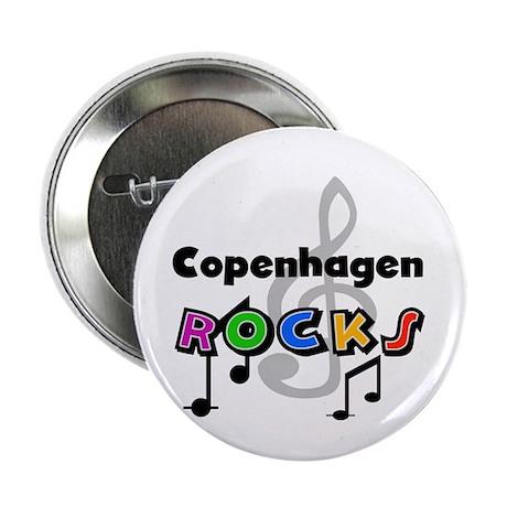 """Copenhagen Rocks 2.25"""" Button (10 pack)"""