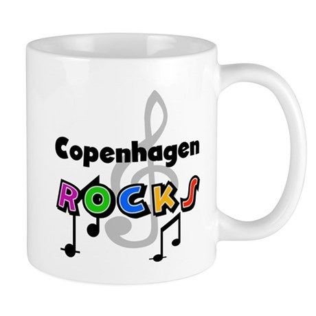Copenhagen Rocks Mug