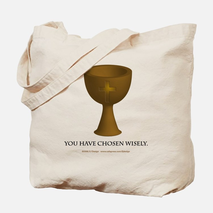Holy Grail Tote Bag