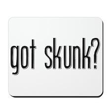 Got Skunk? Mousepad