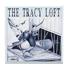 The Tracy Loft Tile Coaster
