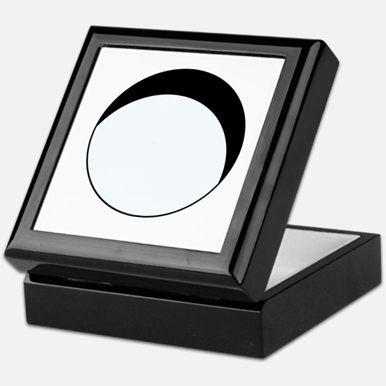 Hollow Design Keepsake Box