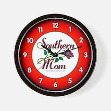 Southern Mom Wall Clock