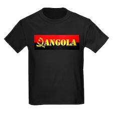 Angola Flag T