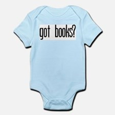 Got Books? Infant Creeper