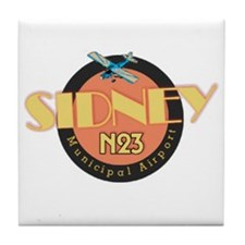 Sidney Airport Tile Coaster