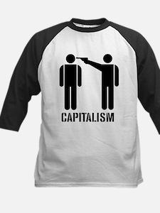 Capitalism Kids Baseball Jersey
