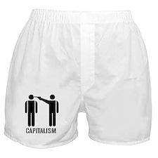 Capitalism Boxer Shorts