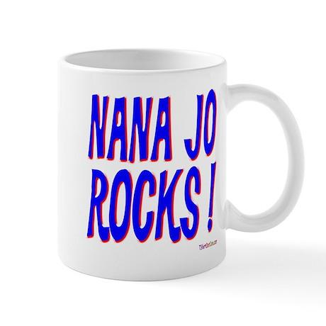 Nana Jo Rocks ! Mug