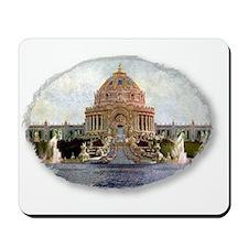 1904 St. Louis World's Fair Mousepad