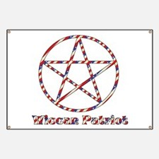Wiccan Patriot Banner