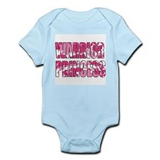 Warrior Princess Infant Bodysuit
