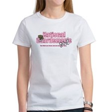 Camo & Dog Tags - ARNG Girl Tee