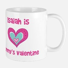Isaiah Is Mommy's Valentine Mug